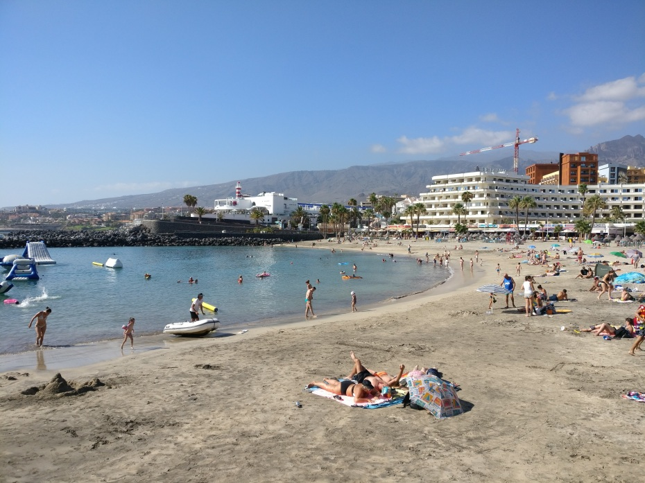 Tenerife_Playa de la pinta_1