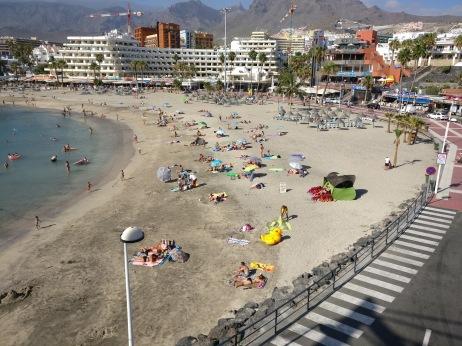 Tenerife_Playa de la pinta_2