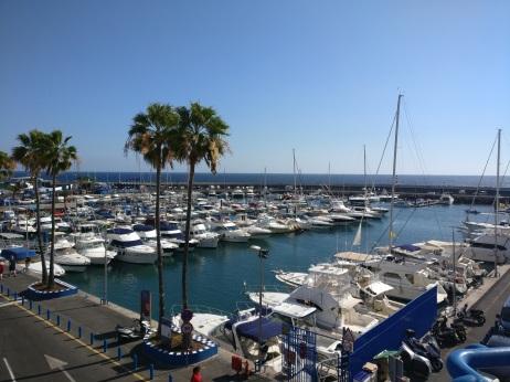 Tenerife_Playa de la pinta_3